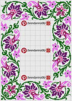 Beaded Cross Stitch, Cross Stitch Borders, Cross Stitch Rose, Cross Stitch Flowers, Cross Stitch Designs, Cross Stitching, Cross Stitch Embroidery, Cross Stitch Patterns, Lace Tattoo Design