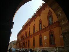 Frammenti di storia cremonese: PALAZZO TRECCHI a Cremona