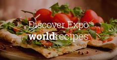 Expo worldrecipes is the open and crowdsourced recipe book of Expo Milano 2015: a collection of traditional recipes from all over the world.