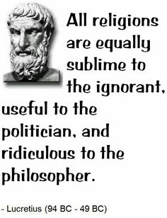 Can't argue with that! Atheist Quotes, Atheist Humor, Religion Quotes, Deism, Secular Humanism, Quotations, Funny Quotes, Spirituality, Inspirational Quotes
