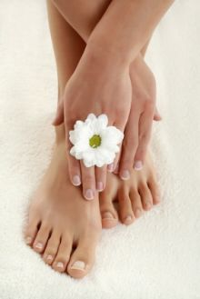 Here's an assortment of recipes and tips you can try for treating dry and chapped hands, elbows (including remedies for getting rid of dark patches), feet and other trouble spots you may have.