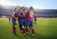 Lionel Messi: 26 años, 26 momentos |  El primer gol en el FC Barcelona (mayo de 2005) | 1o. de mayo de 2005 ante el Albacete, jornada 34.