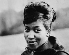 Aretha Franklin c. 1961