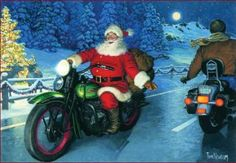 santa on harley pictures - Yahoo Image Search Results