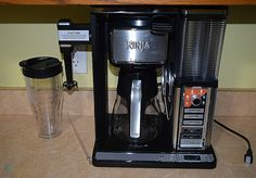 I love the Ninja Coffee Bar! If you love coffee, you have to have one of these! It can make so many types of coffee. It's amazing! #NinjaCoffeeBar #Coffee