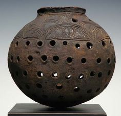 Papua new guinea, Clay pots and Rivers on Pinterest