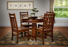 Dining Room | Weaver Funiture | Amish Made Furniture in Sugarcreek, Ohio
