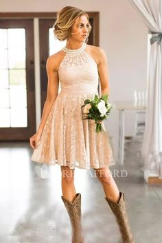 374f51b6c406a 27 Best Country Bridesmaid Dresses images | Country weddings ...