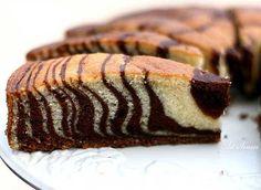 "Сладкиш ""Зебра"" – един бърз и лесен десерт"