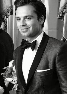 Sebastian Stan is so attractive
