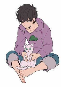 Shared by Scarlet. Find images and videos about anime, cat and kawaii on We Heart It - the app to get lost in what you love. Manga Anime, Manga Boy, Cute Anime Boy, Hot Anime Guys, Anime Boys, Anime Cat Boy, Character Inspiration, Character Art, Character Design