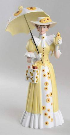 Beau Film, Vintage Avon, Vintage Dolls, Effanbee Dolls, Avon Collectibles, Half Dolls, Ceramic Figures, Mellow Yellow, Dress Patterns