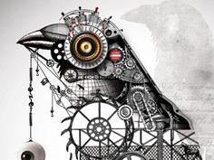 Mechanic Crow