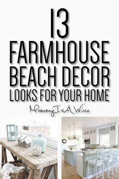 52+ Ideas farmhouse couch table baskets for 2019 Beach Cottage Style, Beach Cottage Decor, Coastal Cottage, Coastal Decor, Diy Home Decor, Coastal Style, Room Decor, Cottage Chic, Coastal Living Rooms