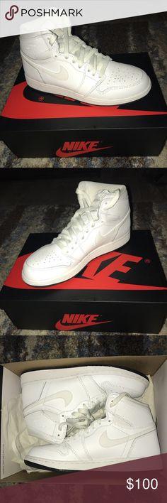 7ef3c33da3ad Air Jordan 1 Retro High og Brand new Air Jordan 1 Retro High og. New with  box Nike Shoes Athletic Shoes