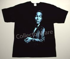 MARVIN GAYE cartoon 1 CUSTOM ART UNIQUE T-SHIRT   Each T-shirt is individually hand-painted, a true and unique work of art indeed!  To order this, or design your own custom T-shirt, please contact us at info@collectorware.com, or visit to http://www.collectorware.com/tees-marvin_gaye.htm