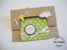 """Hobby di Carta - Il blog: """" Card per Battesimo """" by Roberta"""
