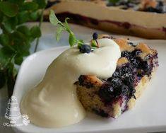 Kermaruusu: Nopea mustikkapiirakka Sweet Recipes, Mashed Potatoes, Food And Drink, Pudding, Baking, Ethnic Recipes, Desserts, Foods, Whipped Potatoes