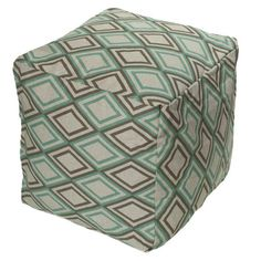 I pinned this Annie Pouf in Eaton Blue from the Perfect Pouf event at Joss and Main!