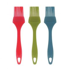 Trudeau Silicone Pastry Brush - Colour: Red - $6.99 - Quantity: 1 - Registered at Linen Chest