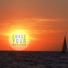 #ChaseyourDreams #daretodream #livingthedream #dreamtimesail #travelbysea #lifeisgood #dreambelieveachieve