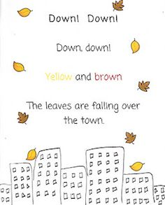 The Very Busy Kindergarten: Poetry Basket