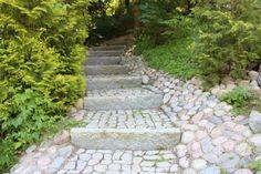 Ideakuvat   Rudus Stepping Stones, Sidewalk, Outdoor Decor, Stair Risers, Side Walkway, Walkway, Walkways, Pavement