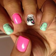 Credit to @amandalink22 Instagram photo by @_nails_post_ via ink361.com
