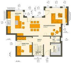 Sunshine 125 V7 Floorplan 1