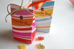 Goodie Bags http://www.minimegadesign.dk/diy-goodie-bags-250