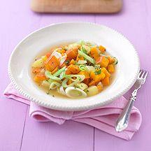 Karotten-Kürbis-Eintopf, ww