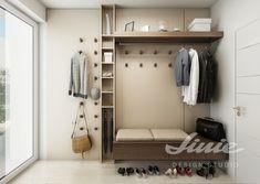 Apartment Interior Design, Entryway, Closet, Furniture, Home Decor, Homemade Home Decor, Armoire, Entrance, Cabinet