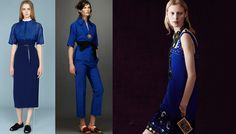 Trend Report: Feeling Blue with the ADOPTED Leather Wrap in Royal/Silver