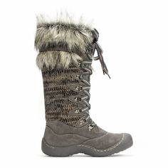 GWEN (GREY MARL) | MUK LUKS® Snow Boots