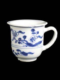 Mudlarking: Chinese Export Porcelain 1556 - today