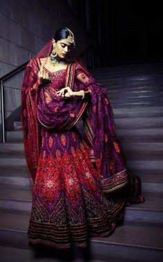 #lehenga #choli #indian #shaadi #bridal #fashion #style #desi #designer #blouse…