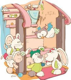 NICI:) Cute Teddy Bears, Princess Peach, Sheep, Coloring Pages, Childhood, Family Guy, Clip Art, Cartoon, Kids Rooms