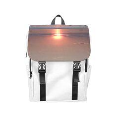 Shockwave Sunset Casual Shoulders Backpack (Model 1623)
