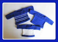 Marianna's Easy Baby Sweater  Easy Sweater in 3 sizes - 3months, newborn, large premature    Easy Pullover Sweater...