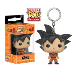 Pocket Pop! Keychain: Dragonball Z - Goku | Funko