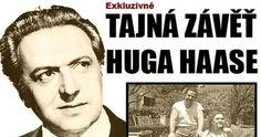 Hugo Haas věnoval 10 tisíc dolarů na podporu stárnoucích českých herců. Na snímku s manželkou v Hollywoodu.