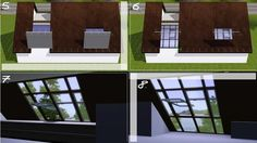 I build this rooflights some weeks ago for a contest I entered on simforum.de. Theme was to furnish an attic.  Found in TSR Category 'Sims 3 Construction Sets'