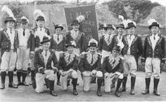 Image result for irish national foresters uniform