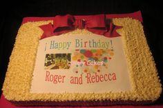 Tarta Happy Birthday