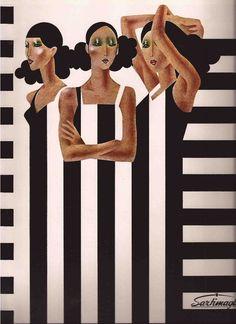 sartimaglie fashion ad, 1979