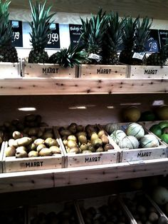 MARQT FRUIT SECTION by monsoonfamily, via Flickr