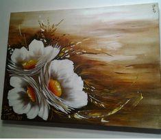Acrylic Flowers, Irish Art, Bedroom Art, Diy Painting, Canvas Wall Art, Watercolor Paintings, Art Projects, Creations, Drawings