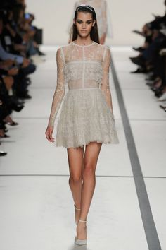 Paris Fashion Week Spring 2014: The Looks We Love  - Elie Saab Spring 2014