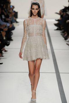 Paris Fashion Week Spring 2014: The Looks We Love  - Elie Saab Spring 2014