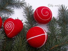 Christmas gifts #74 by Ekaterina Syromyatnikova on Etsy